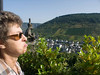 Cochem, Reichsburgs Castle, Suzanne and Frog Knight