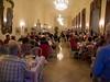 Schwetzingen Palace, dinner
