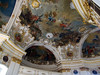 Ludwigsburg - Palace ceiling detail