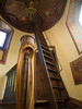 Reichburg Castle, stair detail