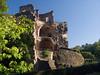 Heidelberg, Castle and fallen tower