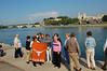 UT back in Avignon <br /> Avignon, France