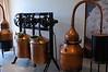 retorts<br /> Fragonard perfume factory<br /> Grasse, France