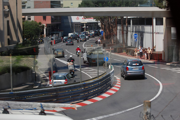 Getting ready for the Gran Prix of Monaco <br /> Monaco<br /> Nikkor 70-300mm f/4.5-5.6G IF-ED AF-S VR Zoom