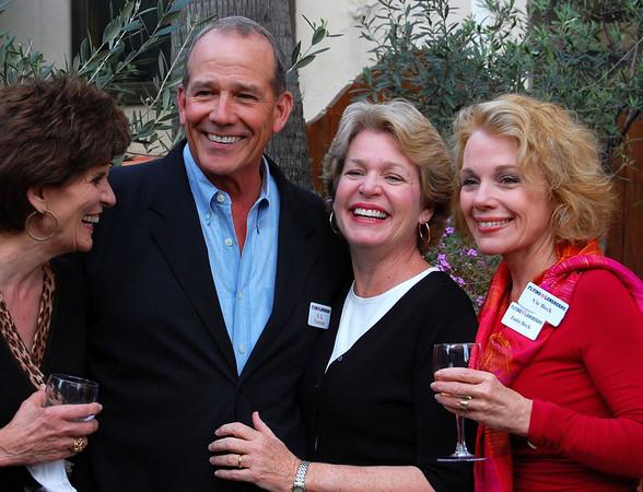 Lynda, Billy K. & Wissie, Janis Beck <br /> Sofitel Nice Centre Hotel<br /> Nice, France