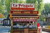 DAY 7, Change hotels, fast food <br /> Aix-en-Provence, France