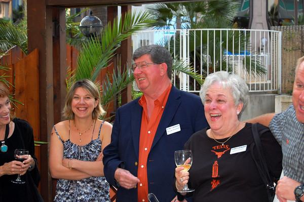 Cecile, Wayne, Ann, & Jim<br /> Sofitel Nice Centre Hotel<br /> Nice, France