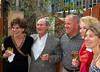 Lynda & Tim, Jim, Janis, Cecile<br /> Sofitel Nice Centre Hotel<br /> Nice, France