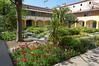 Arles, courtyard