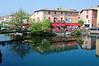 Water, light, color <br /> Isle sur la Sorgue, France<br /> Nikkor 12-24mm f/4G ED-IF AF-S DX