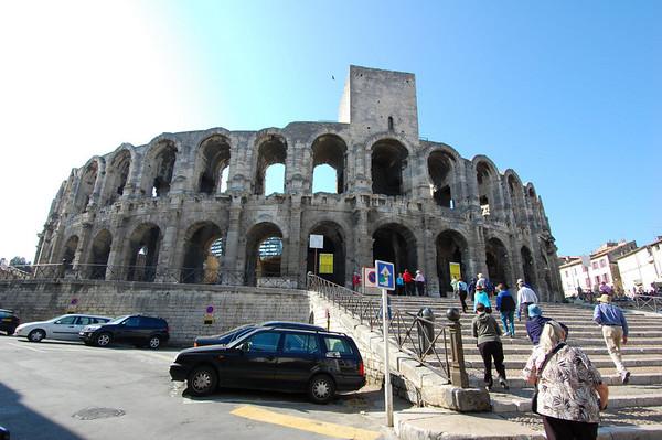 Arles, coliseum