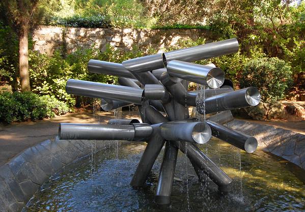 Water mobile<br /> Foundation Maeght <br /> St-Paul-de-Vence, France<br /> Nikkor 12-24mm f/4G ED-IF AF-S DX