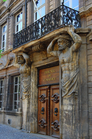Merchant's house <br /> Aix-en-Provence, France