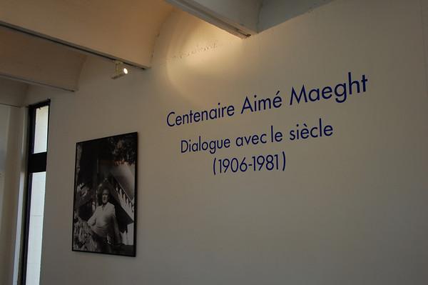 Dedication<br /> Foundation Maeght <br /> St-Paul-de-Vence, France<br /> Nikkor 12-24mm f/4G ED-IF AF-S DX