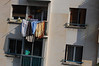Balcony clothes dryer<br /> Nice, France