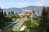 gardens and pond<br /> Villa et Jardins, Ephrussi de Rothschild<br /> St Jean Cap Ferrat<br /> Nikkor 12-24mm f/4G ED-IF AF-S DX