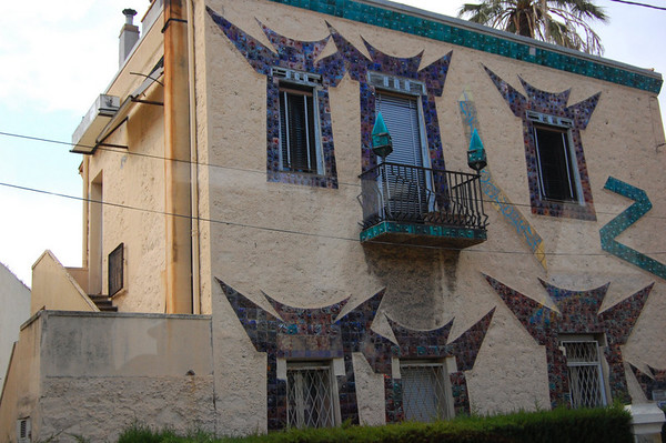 Nice, very creative window sylings <br /> Nice, France