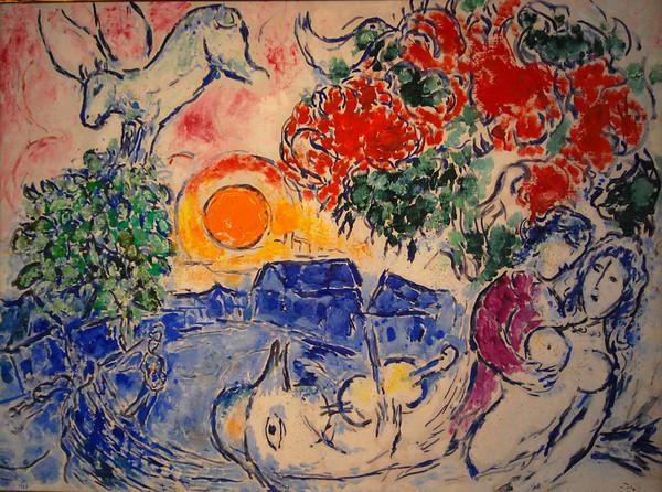 Marc Chagall<br /> Foundation Maeght  <br /> St-Paul-de-Vence, France<br /> Nikkor 12-24mm f/4G ED-IF AF-S DX