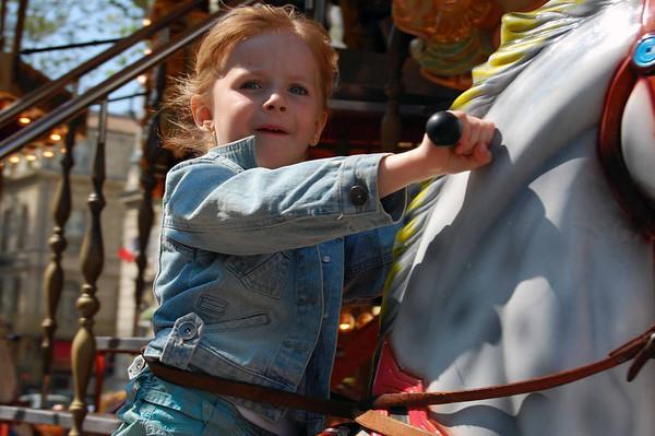 Avignon, carousel