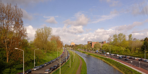 The Hague; dating from the 1200s, it is the seat of government but not the capital of the Netherlands; hague loosely translated means the woods as in private hunting preserve which it was orginally