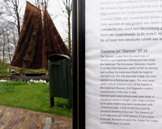 "Keukenhof Gardens; ""Starum"" story"