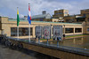 The Hague; Gemeentemuseum (Municipal Museum), photos not allowed