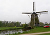 Amsterdam, windmill used as a private residence