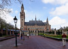 The Hague; The Peace Palace, seat of the International Court of Justice