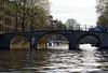 Amsterdam, canal scene