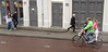 Amsterdam; with parking spaces available only upon someone dying, the bicycle is a favorite