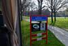 Towards Giethoorn; town of Ens