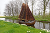 Keukenhof Gardens; another view of the boat