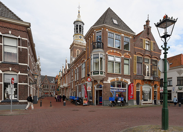 Kampen, walkable city
