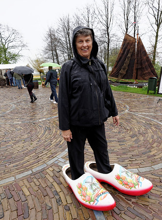 Keukenhof Gardens; big shoes to fill
