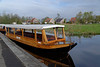 Giethoorn; our canal boats