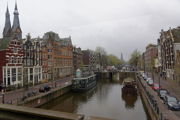 Amsterdam; canal