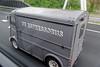En route to Keukenhof Gardens;  classic Citroen light truck