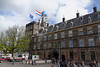 The Hague; The Binnenhof (Inner Court) is a complex of buildings tthat has been the meeting place of the States-General, the parliament of the Netherlands, since 1446, and has been the centre of Dutch politics for many centuries.  It is where The Hague was founded in the 1200s.