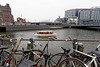 Amsterdam; classic little boat