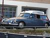 Amsterdam; classic French Citroen ambulance