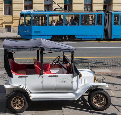 Zagreb - the white one