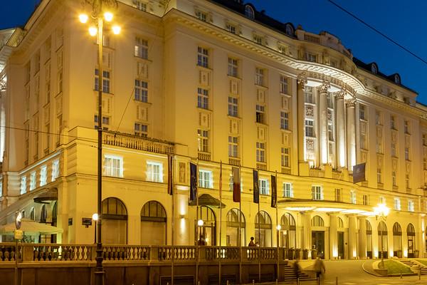 Zagreb - Esplanade Zagreb Hotel