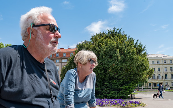 Zagreb - Terry and Amy