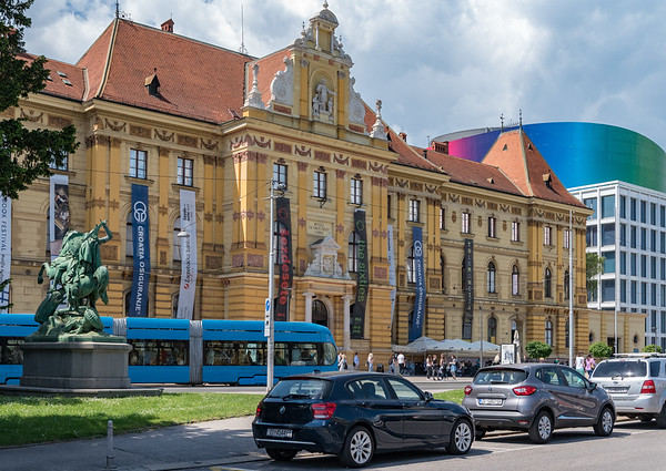 Zagreb - Museum of Arts and Crafts