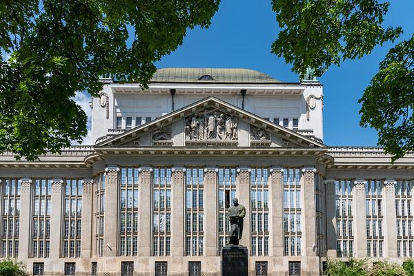 Zagreb - Croatian State Archives