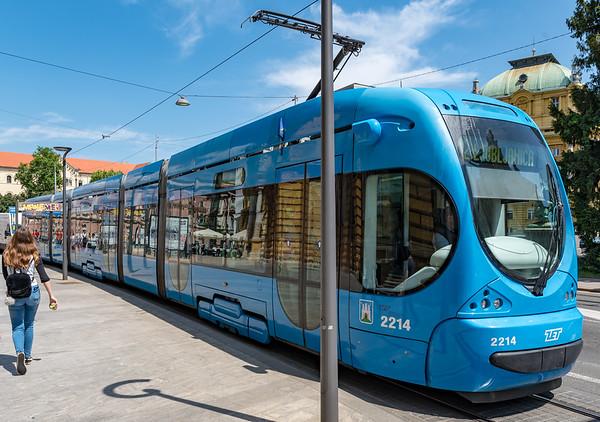 Zagreb - light rail