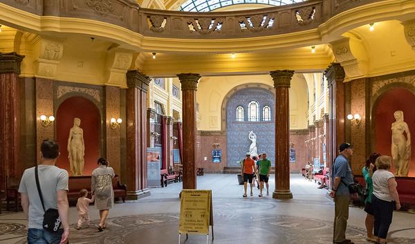 Budapest - Gellert Baths and Spa