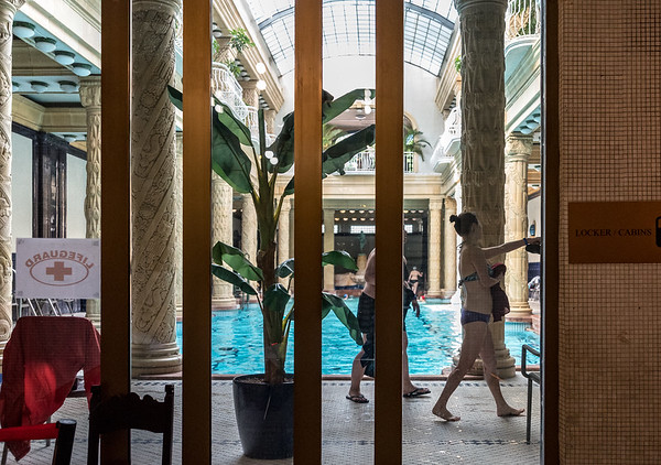 Budapest - Gellert Baths and Spa
