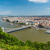 Budapest - Elisabeth and Chain Bridges