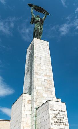 Budapest - Liberty Statue